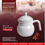 Milk White Teko 1.5L
