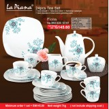 Fiona 24pcs Tea Set