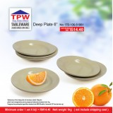 TPW 6'' Deep Plate