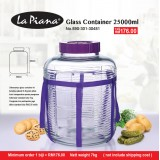 Glass Container 25000ml