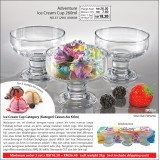 Adventure Ice Cream Cup 260ml (2 set hanya RM 36.40)