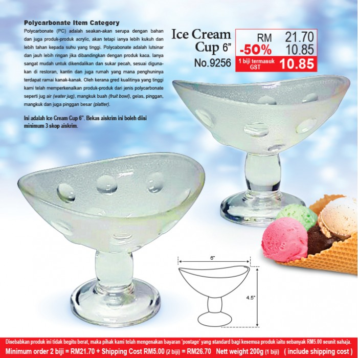 Luminarc Set Teko Kaca & Gelas Kaca Beverage Set Fridge Ice Blue 5 Source · Ice