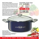 Grand Bleu Dutch Oven 6.1L
