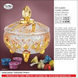 Arti Golden Candy Canister