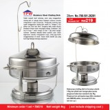 Stainless Steel Chafing Dish 28cm