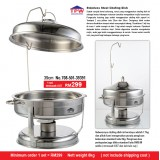 Stainless Steel Chafing Dish 39cm