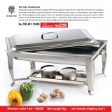 Stainless Steel Full Size Chafing Set