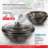 Palila Claro Thermo Container  2500ml